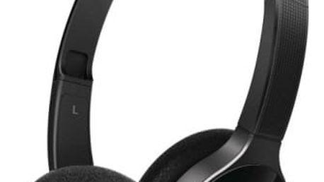 Sluchátka Philips SHB4000 (SHB4000) černá