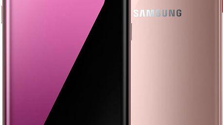 Samsung Galaxy S7 Edge - 32GB, růžová - SM-G935FEDAETL