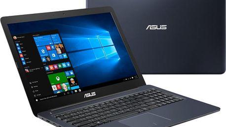 ASUS VivoBook E502NA, modrá - E502NA-GO022T