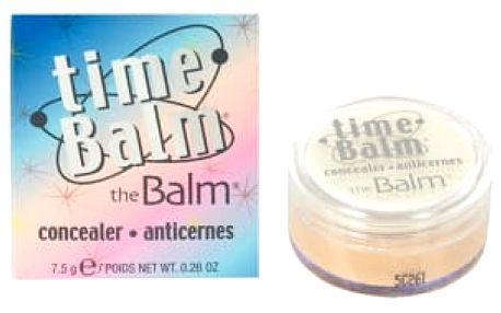 TheBalm TimeBalm 7,5 g korektor pro ženy Light/Medium