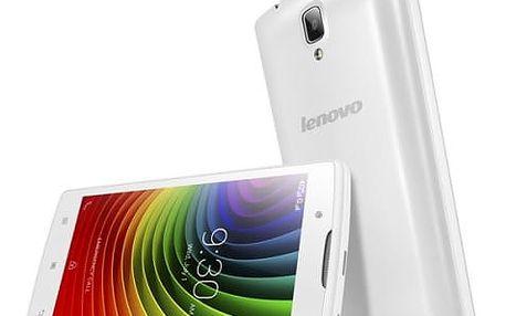Lenovo Mobilní telefon A2010 Single SIM - bílý