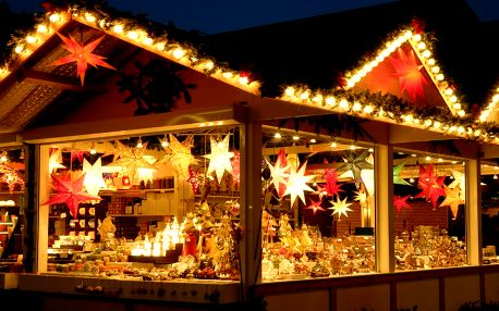 Užijte si čas adventu v rakouském Linci