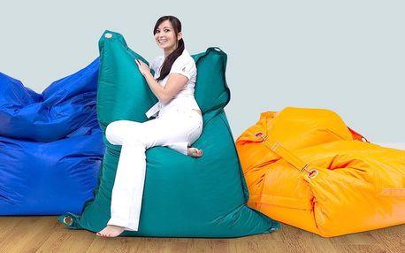 Velké sedací pytle Omni Bag s popruhy 191x141 cm