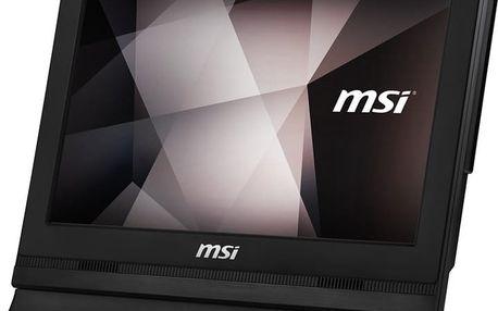 MSI Pro 16T 7M-002XEU, černá