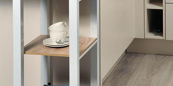 Kuchyňský, servírovací vozík KIMI 25789