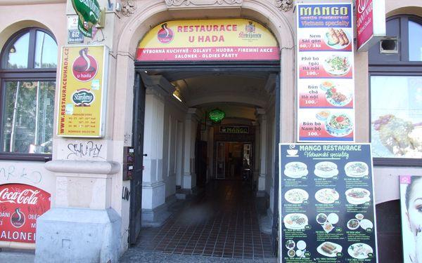 Restaurace Mango