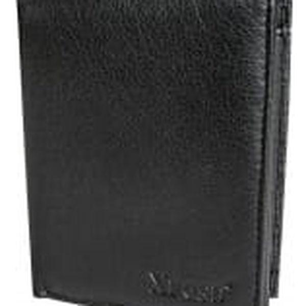 XPOSE ® Pánská peněženka XPOSE XN-03 - černá