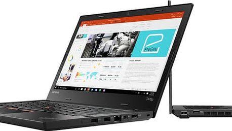 Lenovo ThinkPad T470p, černá - 20J60017MC