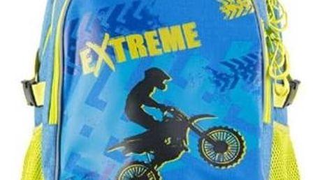 Batoh školní Baagl Extreme + Doprava zdarma