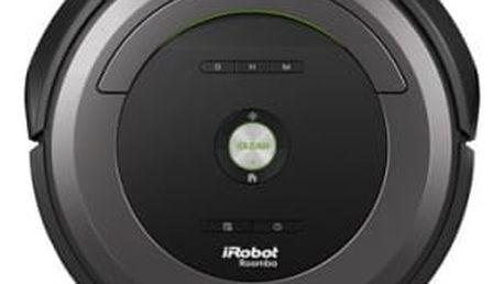 Vysavač robotický iRobot Roomba 681 černý/šedý