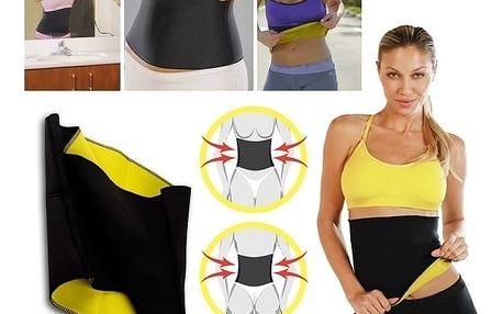 Zeštíhlující neoprénový pás pro 4x rychlejší hubnutí - redukce váhy každý den