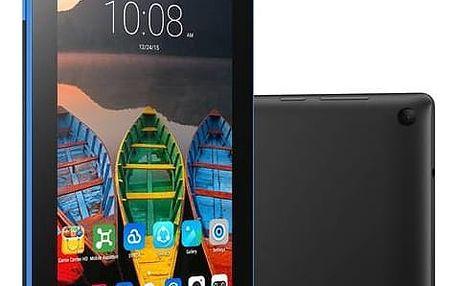Dotykový tablet Lenovo TAB3 7 Essential 16GB 3G (ZA0S0063CZ) černý SIM s kreditem T-Mobile 200Kč Twist Online Internet (zdarma)
