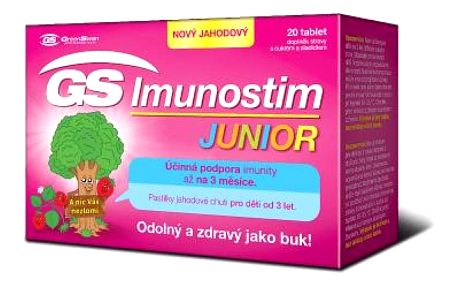 GS Imunostim Junior 20 tablet