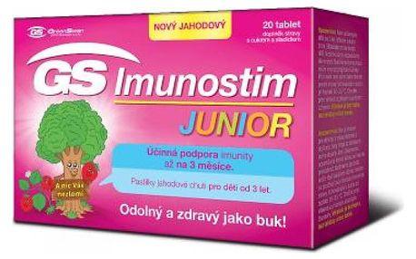 GS Imunostim Junior 20 tablet
