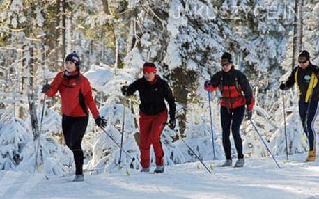 Jednodenní výlet pro běžkaře do polských Jakuszyc s možností koupele v termálech (sobota 6.1.2018)