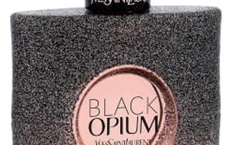 Yves Saint Laurent Black Opium Floral Shock toaletní voda pro ženy 50ml
