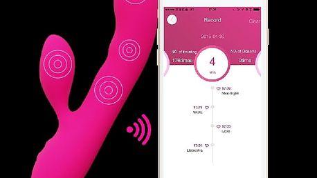 Vibrátor ovládaný přes Bluetooth Futvibe HackButeer