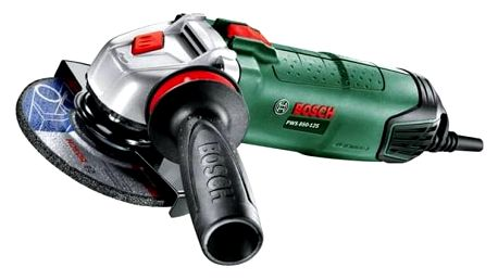 Úhlová bruska Bosch PWS 850-125 + Doprava zdarma