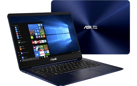 ASUS ZenBook UX430UA, modrá - UX430UA-GV226T