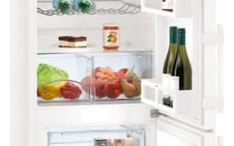 Kombinace chladničky s mrazničkou Liebherr Comfort CU 2915 bílá