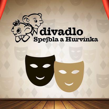Divadlo Spejbla a Hurvínka: 30% sleva pro dva