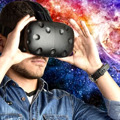 Hodina ve virtuální realitě až pro 3 hráče