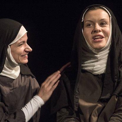 Divadelní představení Temná je noc