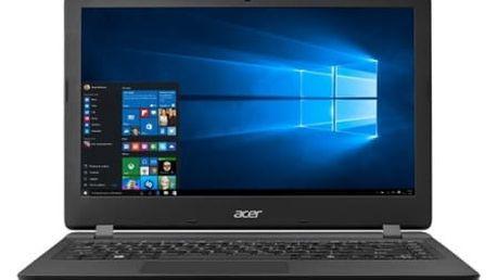 Notebook Acer ES13 (ES1-332-C7AK) (NX.GGKEC.001) černý