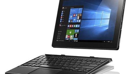 Dotykový tablet Lenovo MiiX 310-10ICR (80SG002ACK) stříbrný