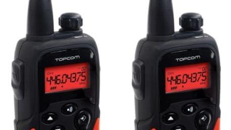 Vysílačky Topcom Twintalker 9500 soft (5411519017321)