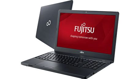 Fujitsu Lifebook A555, černá - VFY:A5550M13A5CZ