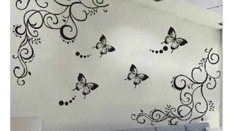 Dekorační samolepka na zeď Dreams