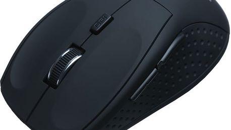 CONNECT IT MB2000 myš, černá - CI-201