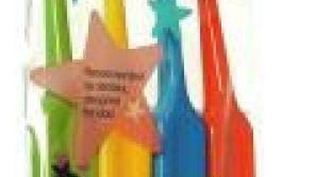 TEPE zubní kartáček Select Compact Kid ZOO x-soft 3+1 ZDARMA