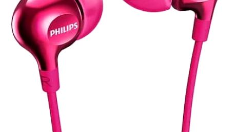 Sluchátka Philips SHE3700PK (SHE3700PK) růžová