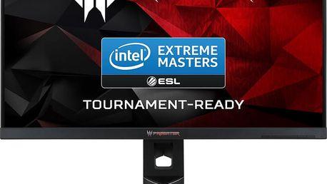"""Acer Predator XB271HUAbmiprz - LED monitor 27"""" - UM.HX1EE.A01"""