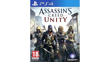 Assassin's Creed: Unity (PS4) - 3307215785973