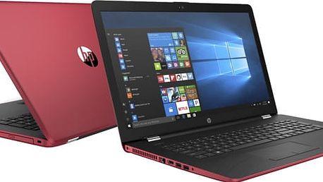 HP 17 (17-ak040nc), červená - 2CP54EA