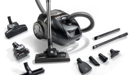 Vysavač podlahový Concept HOME CAR PET SPIDER VP-8240 černý/šedý