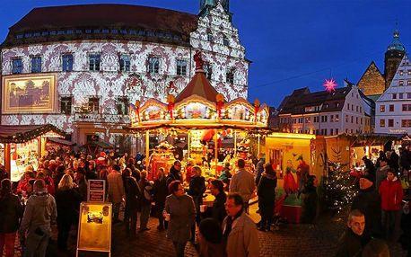 Plavba na adventní Königstein a zastávka v Pirně