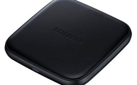 Samsung Mobile Sada pro bezdrátové nabíjení Samsung Wireless Charger mini (EP-PA510BB) - černá