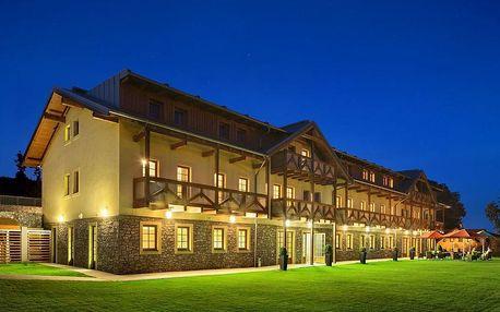 Podzimní relaxace v Hotelu Resort Relax na Lipně