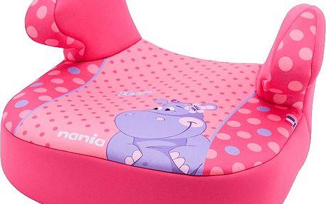 Nania Dream+ 2014 Hippo 15-36 kg růžová