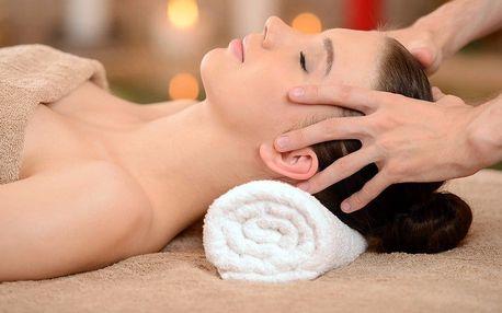 Indická antistresová masáž hlavy