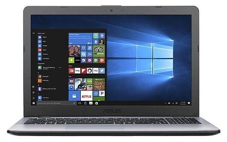 Notebook Asus F542UQ-DM178T (F542UQ-DM178T) šedý + DOPRAVA ZDARMA