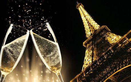Silvestr v Paříži: doprava autokarem a hotel