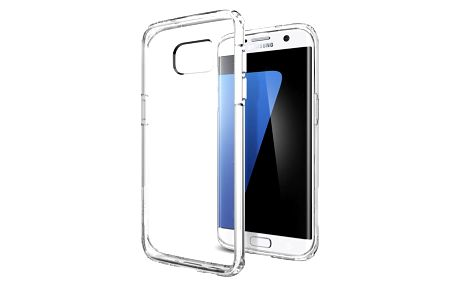 Spigen Ultra Hybrid, crystal clear - Gal S7 edge - 556CS20034