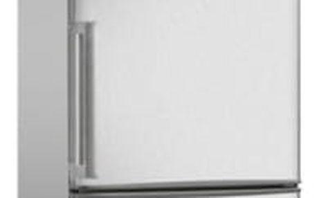Kombinace chladničky s mrazničkou Amica VC 1812 X nerez