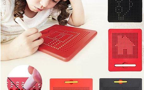 Magnetická tabulka pro děti 34 x 21 cm