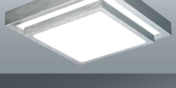 Svítidlo stropní abel, 40/40/9 cm